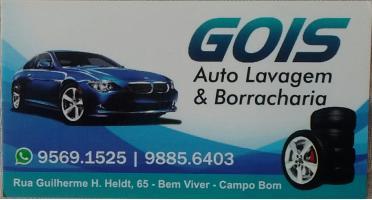 Tchê Encontrei - GOIS Auto Lavagem & Borracharia