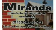 Tchê Encontrei - Madeireira Miranda – Madeireira em Novo Hamburgo