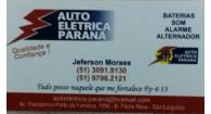 Tchê Encontrei - Auto Elétrica Parana