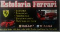 Tchê Encontrei - Estofaria Ferrari – Estofaria em Estância Velha