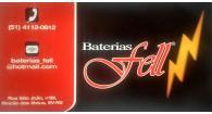 Tchê Encontrei - Baterias Fell – Baterias em Estância Velha