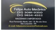 Tchê Encontrei - Felipe Auto Mecânica