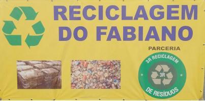 Tchê Encontrei - Reciclagem do Fabiano
