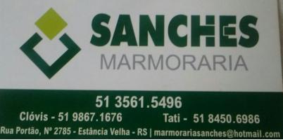 Tchê Encontrei - Sanches Marmoraria