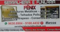 Tchê Encontrei - Serralheria e Funilaria Fênix em Campo Bom
