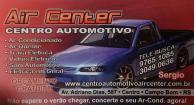 Tchê Encontrei - Air Center Centro Automotivo em Campo Bom