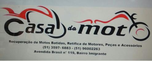 Tchê Encontrei - Casa da Moto  em Campo Bom