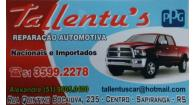 Tchê Encontrei - Tallentu's Reparação Automotiva em Sapiranga