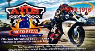 Tchê Encontrei - Atos Moto Peças – Oficina Mecânica Especializada em Sapiranga
