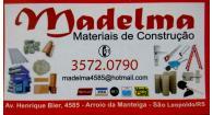 Tchê Encontrei - Madelma Materiais de Construção – Materiais de Construção em São Leopoldo