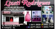 Tchê Encontrei - Lizeti Rodrigues – Decoração e Locação de Roupas em São Leopoldo