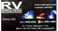 Tchê Encontrei - RV Serralheria – Serralheria em São Leopoldo