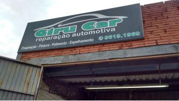 Tchê Encontrei - Giru Car Reparação Automotiva – Chapeação e Pintura em Novo Hamburgo