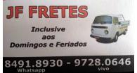 Tchê Encontrei - JF Fretes – Fretes em Canoas