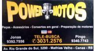 Tchê Encontrei - Mecânica Power Motos – Mecânica em Canoas