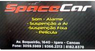 Tchê Encontrei - SpaceCar – Som e Alarme em Canoas