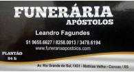 Tchê Encontrei - Funerária Apóstolos – Funerária em Canoas