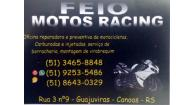 Tchê Encontrei - Feio Motos Racing – Mecânica em Canoas