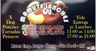 Tchê Encontrei - Mamute Lanches – Lancheria em Novo Hamburgo