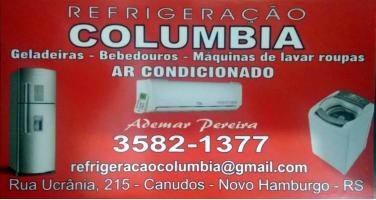 Tchê Encontrei - Refrigeração Columbia – Refrigeração em Novo Hamburgo