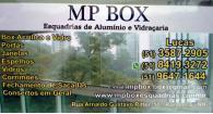Tchê Encontrei - MP Box Esquadrias de Alumínio e Vidraçaria – Esquadrias de Alumínio e Vidraçaria em Novo Hamburgo