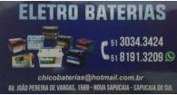 Tchê Encontrei - Eletro Baterias – Baterias em Sapucaia do Sul