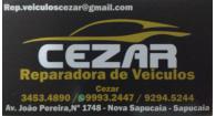 Tchê Encontrei - Cezar Reparadora de Veículos – Reparadora de Veículos em Sapucaia do Sul