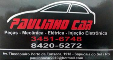 Tchê Encontrei - Paulinho Car – Mecânica e Elétrica em Sapucaia do Sul