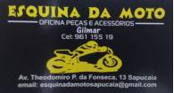 Tchê Encontrei - Esquina da Moto Oficina – Mecânica para Motos em Sapucaia do Sul
