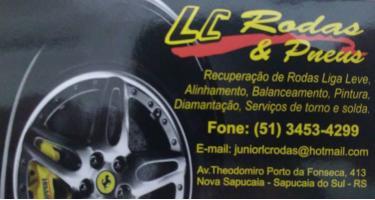 Tchê Encontrei - LC Rodas & Pneus – Rodas e Pneus em Sapucaia do Sul