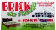 Tchê Encontrei - Brick do Alemão – Compra e Venda de Móveis Usados em Sapucaia do Sul