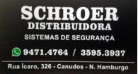 Tchê Encontrei - Schroer Distribuidora – Sistemas de Segurança em Novo Hamburgo