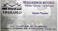 Tchê Encontrei - Trucolo Regulagem de Motores – Regulagem de Motores em Canoas