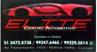 Tchê Encontrei - Elite Centro Automotivo – Centro Automotivo em Canoas