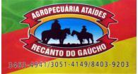 Tchê Encontrei - Agropecuária Ataídes Recanto do Gaúcho – Agropecuária em Canoas