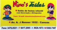 Tchê Encontrei - Nino's Festas – Salão de Festas em Canoas