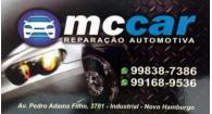 Tchê Encontrei - McCar Reparação Automotiva – Reparação Automotiva em Novo Hamburgo