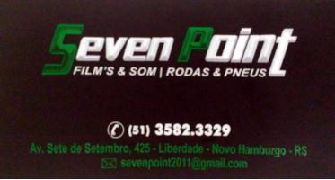 Tchê Encontrei - Seven Point Film's & Som, Rodas & Pneus – Film's & Som e Rodas & Pneus em Novo Hamburgo