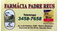 Tchê Encontrei - Farmácia Padre Reus – Farmácia em Sapucaia do Sul