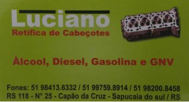 Tchê Encontrei - Luciano Retífica de Cabeçotes – Retífica de Cabeçotes em Sapucaia do Sul