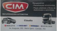 Tchê Encontrei - CIM Recuperadora Automotiva – Recuperação Automotiva em Canoas