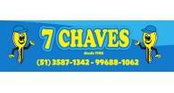 Tchê Encontrei - 7 Chaves Chaveiro – Chaveiro em Novo Hamburgo