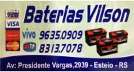 Tchê Encontrei - Baterias Vilson – Baterias em Esteio