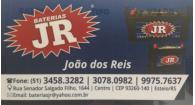 Tchê Encontrei - JR Baterias – Baterias em Esteio
