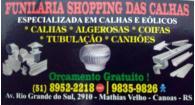 Tchê Encontrei - Funilaria Shopping das Calhas – Funilaria em Canoas