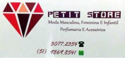 Tchê Encontrei - Petit Store Moda Masculina, Feminina e Infantil – Loja de Roupas em Canoas