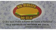 Tchê Encontrei - Big Burguer do Julio – Lancheria em Campo Bom