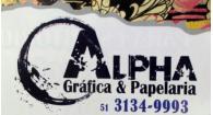 Tchê Encontrei - Alpha Gráfica e Papelaria – Gráfica e Papelaria em Estância Velha