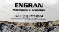 Tchê Encontrei - Engran Mármores e Granitos – Mármores e Granitos em Sapucaia do Sul
