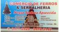 Tchê Encontrei - Comércios de Ferros & Serralheria Nossa Senhora Aparecida – Serralheria em Canoas